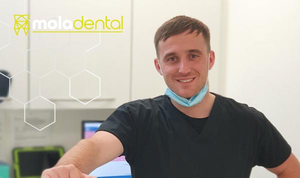 Meet Brad Gregson - New Dentist at Mola Dental Sheffield